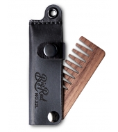 Big Red Beard Combs Habemekamm No.22L Must laiahambaline